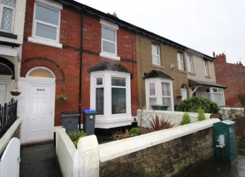 Thumbnail 3 bedroom terraced house to rent in Cocker Street, Blackpool