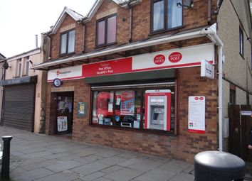 Thumbnail Retail premises for sale in 54-55 Commercial Street, Tredegar, Gwent