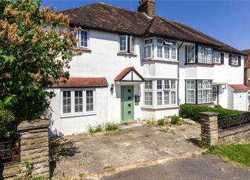 Thumbnail 3 bedroom semi-detached house for sale in High View Close, London