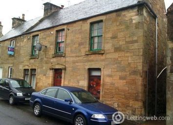 Thumbnail 1 bed flat to rent in South Union Street, Cupar