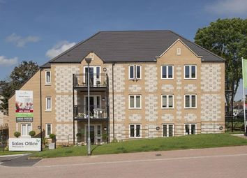 Thumbnail 1 bed flat to rent in Olivier Place, Hart Close, Wilton