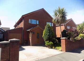 Thumbnail 4 bed detached house for sale in Sitwell Way, Little Warren, Port Talbot, Neath Port Talbot.