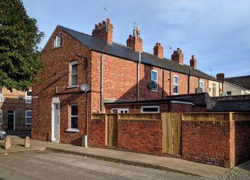 Thumbnail 3 bedroom end terrace house for sale in Rosebery Street, York