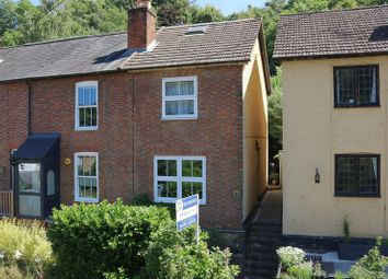 Thumbnail 3 bedroom end terrace house for sale in Brighton Road, Godalming
