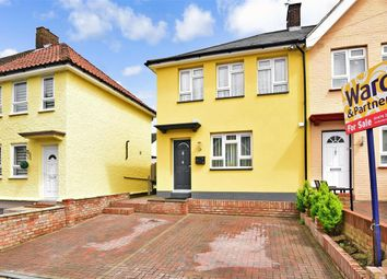 Thumbnail 3 bed end terrace house for sale in Dickens Road, Gravesend, Kent
