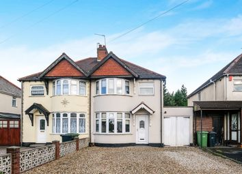 Thumbnail 3 bed semi-detached house for sale in Stourbridge Road, Dudley
