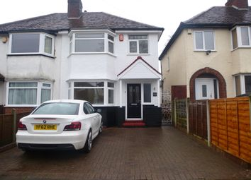 Thumbnail 3 bed property to rent in Strathdene Road, Selly Oak, Birmingham