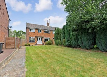 Thumbnail 3 bed semi-detached house for sale in Sheppeys, Haywards Heath, West Sussex