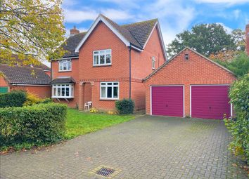 4 bed detached house for sale in Harp Meadow Lane, Colchester CO2