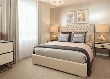 Thumbnail 1 bed flat for sale in Plot 223, West Park Gate, Acton Gardens, Bollo Lane, Acton, London