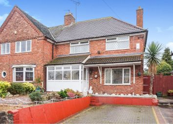 Thumbnail 3 bed semi-detached house for sale in Thursfield Road, West Bromwich