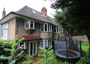Thumbnail 4 bed maisonette to rent in Arundel Road, Worthing