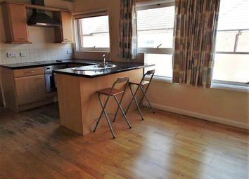 Thumbnail 1 bedroom flat for sale in Kings Court, Leicester