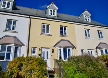 Thumbnail 4 bed town house for sale in Lewis Way, St Austell