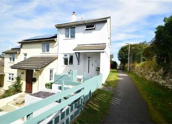 Thumbnail 2 bed end terrace house to rent in 39 Penmeva View, Mevagissey, St Austell, Cornwall