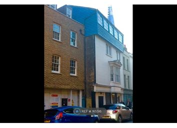 Thumbnail 1 bed flat to rent in Bermondsey Street, London