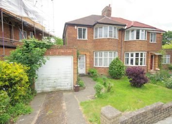 Thumbnail 3 bed semi-detached house for sale in Walmington Fold, London