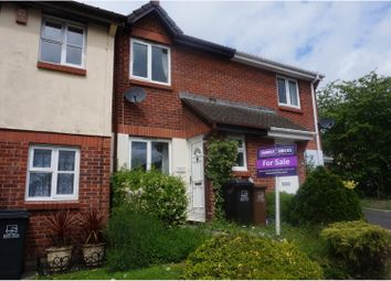 Thumbnail 2 bed terraced house for sale in Woodend Road, Plymouth