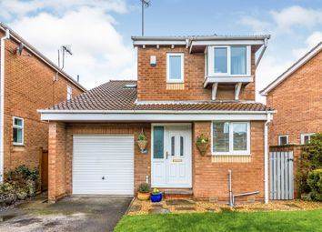 3 bed detached house for sale in Gaunt Road, Bramley, Rotherham S66