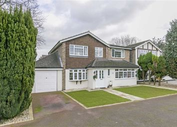 Thumbnail 5 bed detached house for sale in High Beeches, Banstead, Surrey