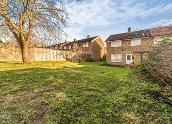 Thumbnail 2 bed end terrace house for sale in Briardale, Stevenage, Hertfordshire, England