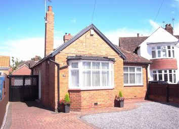 Thumbnail 2 bed detached bungalow for sale in Hillside Road, Darlington