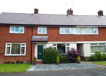 Thumbnail 3 bed terraced house for sale in Tan Yr Hafod, Gwernaffield, Mold, Flintshire
