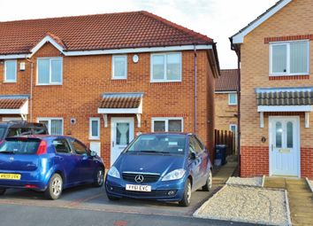 Thumbnail 3 bed terraced house for sale in Low Croft, Wombwell, Barnsley