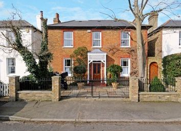 Thumbnail 5 bed detached house to rent in Park Road, East Molesey