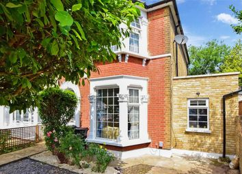 Thumbnail End terrace house for sale in Percy Road, Goodmayes, Essex