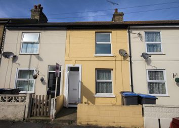 Thumbnail 2 bed terraced house for sale in Lowther Road, Dover