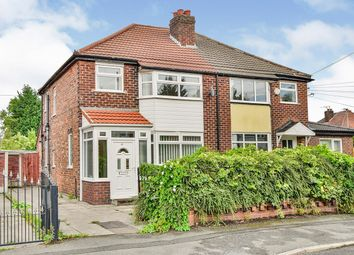 3 bed semi-detached house for sale in Tanfield Road, Didsbury, Greater Manchester M20