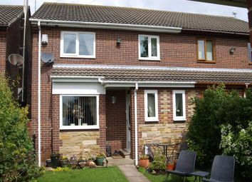 Thumbnail 3 bed semi-detached house for sale in Barras Gardens, Annitsford, Cramlington
