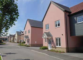 Thumbnail 3 bed semi-detached house for sale in Lovats Chase, Buntingford