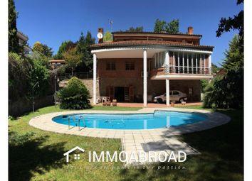 Thumbnail 4 bed villa for sale in Cerdanyola Del Vallès, Barcelona, Spain