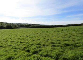 Thumbnail Land for sale in Quarry Lane, Sheffield, Penzance, Cornwall