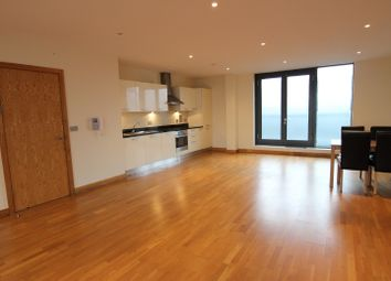 Thumbnail 3 bed flat to rent in Roach Road, London