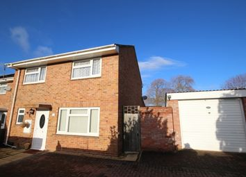 Thumbnail 3 bed end terrace house for sale in Ashford Close, Bridgwater