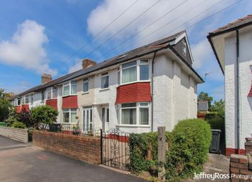 Thumbnail 4 bed end terrace house to rent in Caerphilly Road, Heath, Cardiff