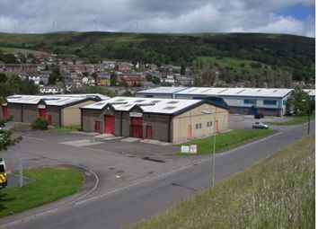 Thumbnail Light industrial to let in Industrial - Gelli Industrial Estate, Pentre