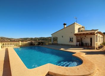 Thumbnail 3 bed villa for sale in Spain, Valencia, Alicante, Lliber