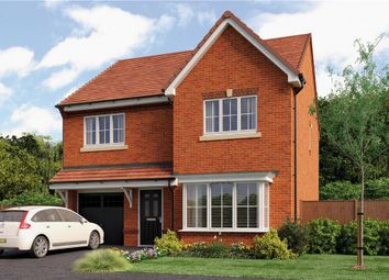 "Thumbnail 4 bedroom detached house for sale in ""The Tressell"" at Backworth, Newcastle Upon Tyne"