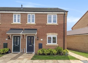 Thumbnail 3 bed end terrace house for sale in Atherton Gardens, Pinchbeck, Spalding, Lincolnshire