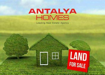 Thumbnail Land for sale in Döşemealtı, Antalya Province, Mediterranean, Turkey