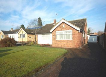 Thumbnail 3 bed detached bungalow for sale in Halloughton Road, Southwell, Nottinghamshire
