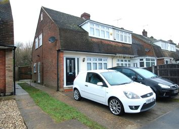 Thumbnail 3 bed semi-detached house for sale in Railway Approach, Basildon, Essex