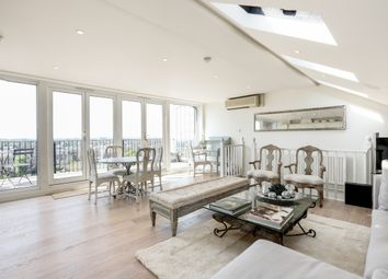 Thumbnail 3 bed flat to rent in Howson Terrace, Richmond Hill, Richmond
