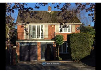 Thumbnail 4 bed detached house to rent in Mandeville Close, Watford