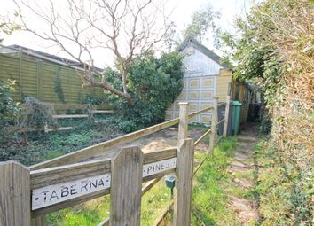 Uplands Road, Totland Bay PO39. 2 bed detached bungalow for sale