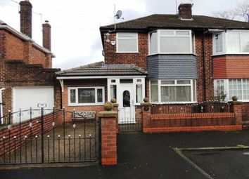 Thumbnail 3 bed semi-detached house for sale in Greenwich Close, Clayton Bridge, Manchester
